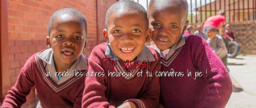 Découvre la joie de la mission avec l'ONG Catholique Fidesco
